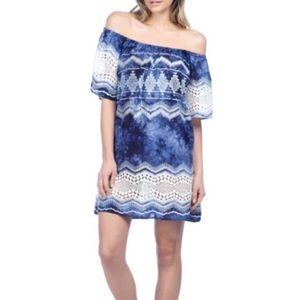 NEW‼️LA BLANCA SWIMWEAR Cover-Up Dress